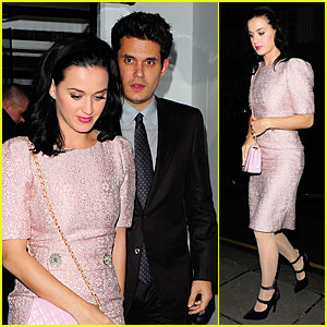 Katy Perry: 'Unconditionally' Influenced by John Mayer!