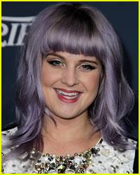Kelly Osbourne Gets One Million Dollar Manicure