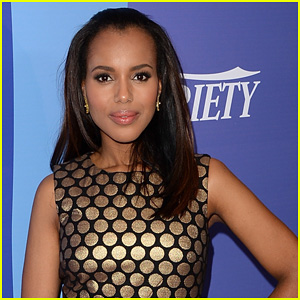 Kerry Washington: Pregnant with Nnamdi Asomugha's Baby