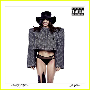 Lady Gaga Reveals 'Dope' Single Cover Artwork!