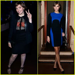Lena Dunham & Karlie Kloss: Lowline's Anti-Gala Benefit Dinner!
