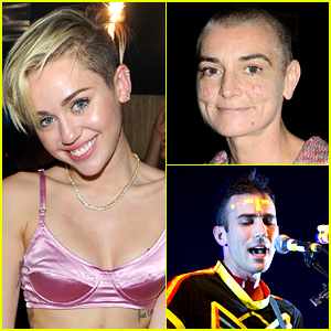 Miley Cyrus Receives New Open Letters from Sinead O'Connor & Sufjan Stevens