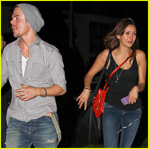 Nina Dobrev & Derek Hough Step Out Amidst Romance Rumors (PHOTOS)