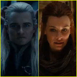 Orlando Bloom: 'Hobbit: The Desolation of Smaug' New Trailer!