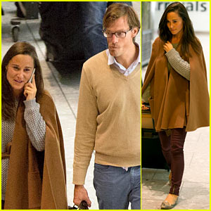 Pippa Middleton Details Her Trip to the Jahrmarkt Festival!