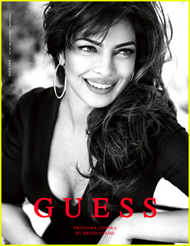 Priyanka Chopra: New Guess Girl, Campaign Pics Revealed!