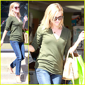 Reese Witherspoon: It's All Beginning on 'Wild'!