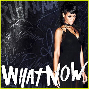 Rihanna: 'What Now' Single Cover Artwork Revealed!