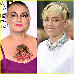 Sinead O'Connor Writes Fourth Open Letter to Miley Cyrus