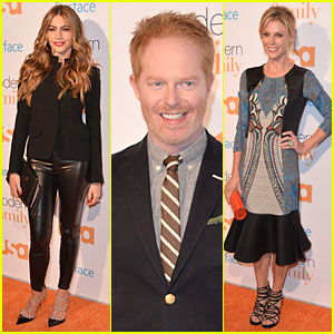 Sofia Vergara & Julie Bowen: 'Modern Family' Appreciation!