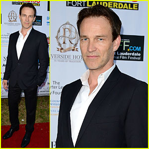 Stephen Moyer: Fort Lauderdale Film Fest Opening Night!