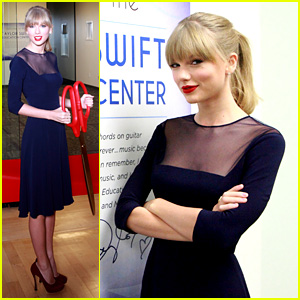 Taylor Swift Opens Education Center in Nashville!