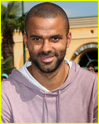 Tony Parker: Expecting Baby Boy with Fiancee Axelle Francine!