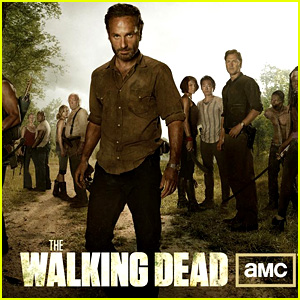 'Walking Dead' Renewed for Season Five by AMC!