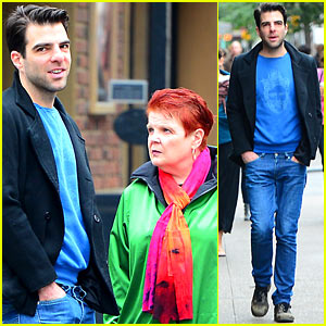 Zachary Quinto: Go See 'Big Fish' on Broadway!