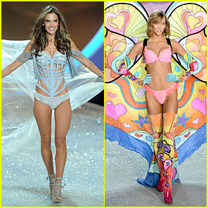 2013 Victoria's Secret Fashion Show - Complete Coverage!