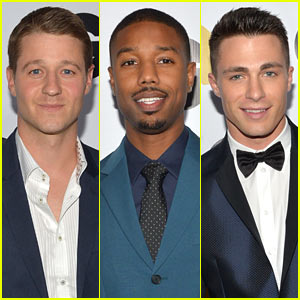 Ben McKenzie & Michael B. Jordan: GQ Men of the Year Party!