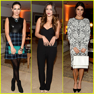 Camilla Belle & Chloe Bennet: Coach Cuties! (Exclusive Photos)