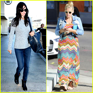 Courteney Cox & Busy Philipps: 'Cougar Town' Return Date Set!