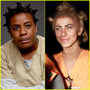 Uzo Aduba Breaks Silence on Julianne Hough's Crazy Eyes Costume Controversy