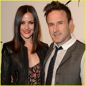 David Arquette: Expecting Baby with Christina McLarty?