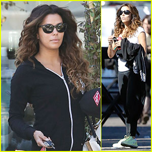Eva Longoria: Dating Successful Mexican Businessman?