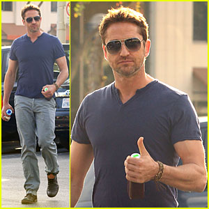 Gerard Butler: Variety is the Spice of Life!