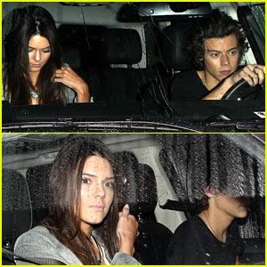 Harry Styles & Kendall Jenner: Craig's Dinner Date
