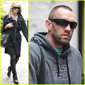 Heidi Klum & Martin Kirsten: Going Home After Halloween Party!