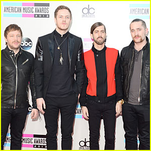 Imagine Dragons: 'Radioactive' AMAs 2013 Performance (Video)