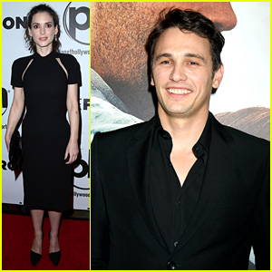 James Franco & Winona Ryder: 'Homefront' Vegas Premiere!