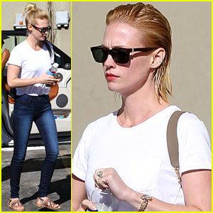 January Jones: I Give My Style Team Complete Freedom!