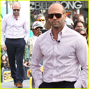 Jason Statham: Stunt Men are the Unsung Heroes!
