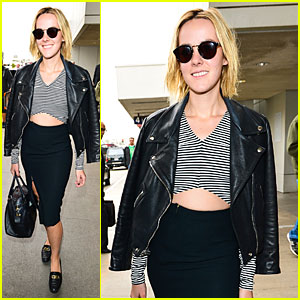 Jena Malone Talks Nude Scene in 'Catching Fire'!