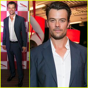 Josh Duhamel: Art of Celebration in Austin!
