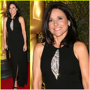 Julia Louis-Dreyfus - Governors Awards 2013 Red Carpet