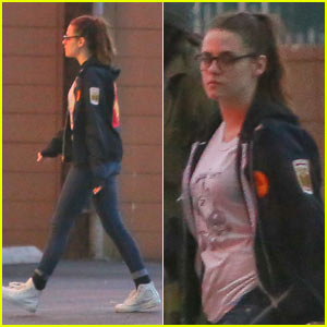 Kristen Stewart: Thanksgiving Day Grocery Shopping!