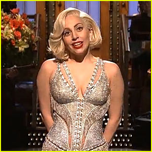 Lady Gaga Sings Her 'SNL' Opening Monologue - Watch Now!