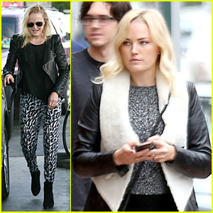 Malin Akerman Steps Out After Roberto Zincone Split