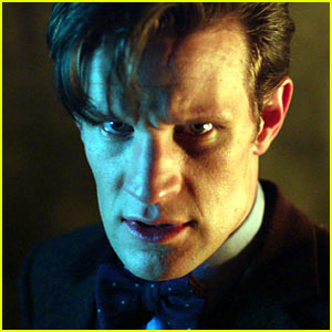Matt Smith: 'Doctor Who' 50th Anniversary Episode Trailer & Stills