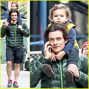 Orlando Bloom Talks Fitting Into Old Legolas Costume!