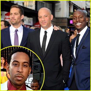 Fast & Furious' Tyrese & Ludacris React to Paul Walker's Death