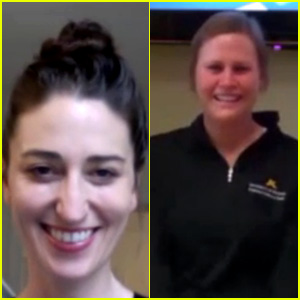 Sara Bareilles Surprises Nurses Who Made Viral 'Brave' Video