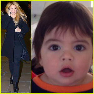 Shakira Shares Special Thanksgiving Wishes From Son Milan!