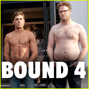Zac Efron Jokes He's in 'Bound 4' with New Shirtless Photo!