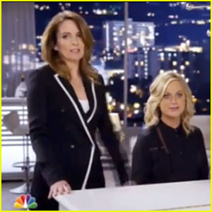 Tina Fey & Amy Poehler: First Golden Globes 2014 Promo!