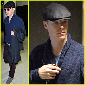 Benedict Cumberbatch: 'Sherlock' Sets Season 3 UK Premiere Date!