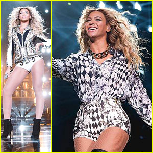 Beyonce Performs 'XO' Live for First Time - Watch Video Here!