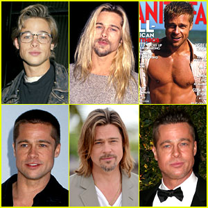 Brad Pitt: 50th Birthday Today -