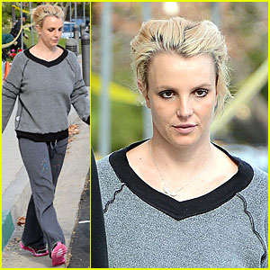 Britney Spears Gives Advice on Getting Over a Breakup!